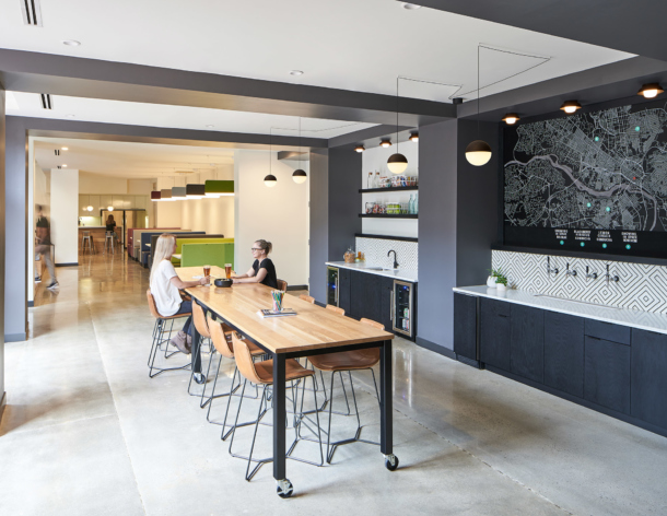 The Martin Agency Featured in Archello