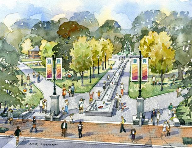 Best of 2013: Lynden Miller inspires the Greening of Richmond
