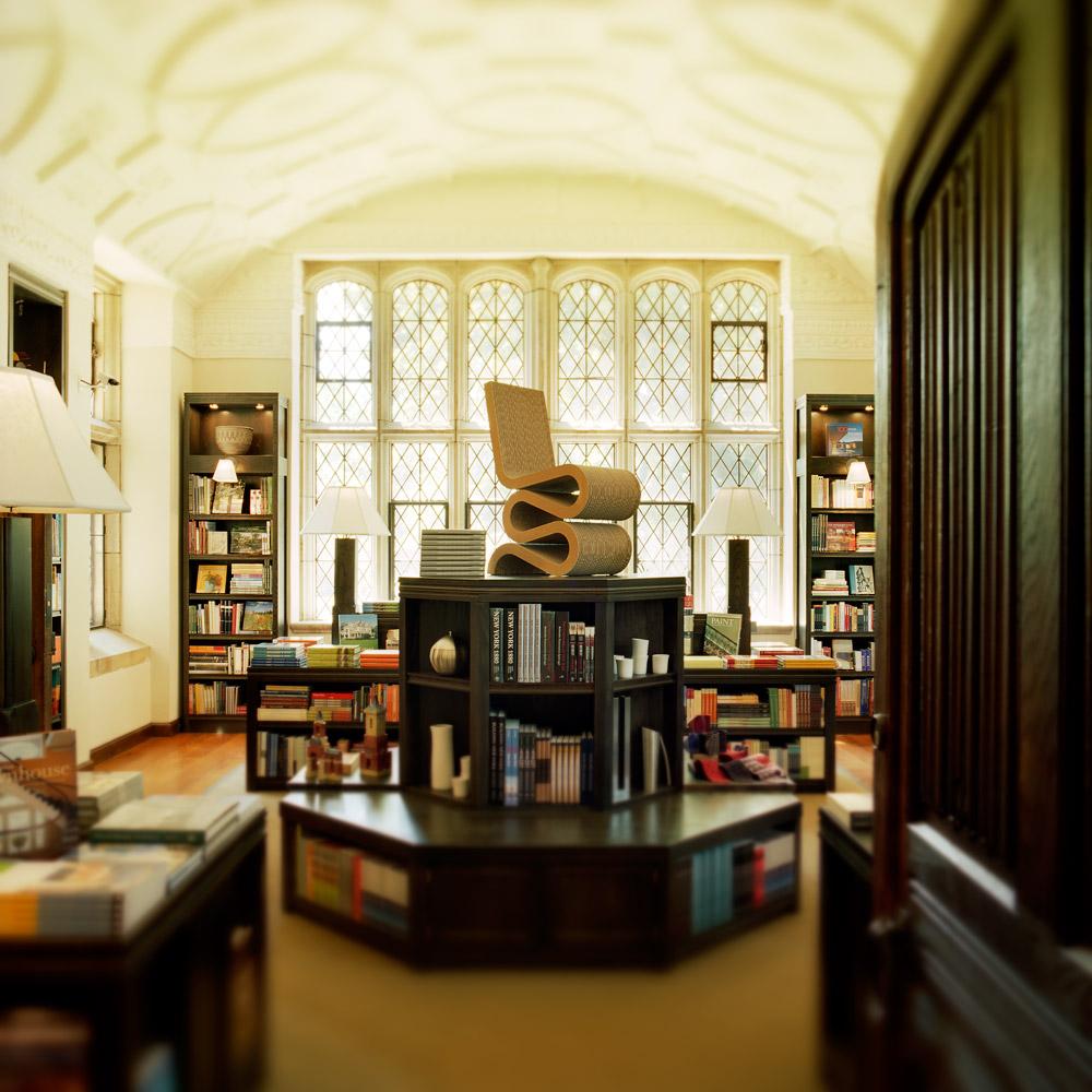 VA Center For Architecture Book Shop Richmond, VA