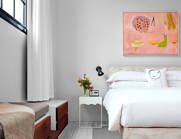 Quirk Hotel Named One of the South's Most Stylish New Hotels