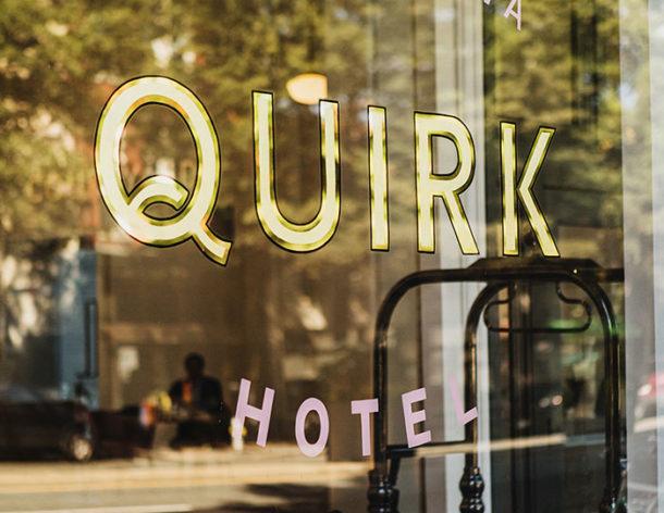 Design*Sponge Peeks Inside Quirk Hotel