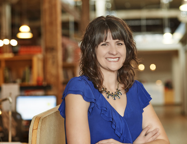 Katie Harrigan, AIA promoted to Associate