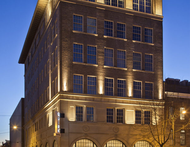 Quirk Hotel Named Richmond Hospitality Project of the Year