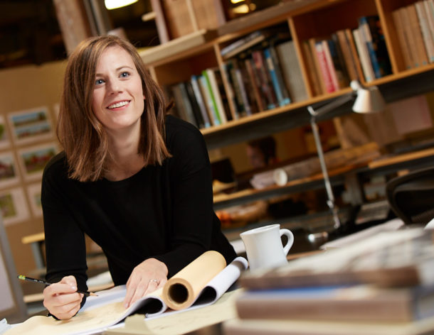 Kelly Mitchell, AIA promoted to Associate
