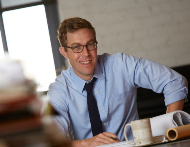 Ed Pillsbury, AIA promoted to Associate