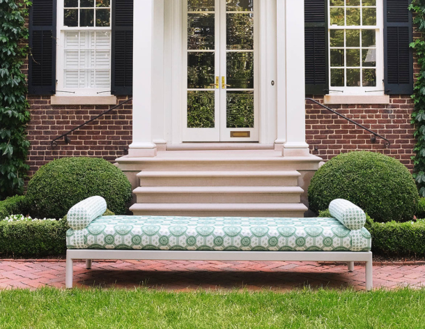 Monument Avenue Residence Featured in McKinnon and Harris' New Collection